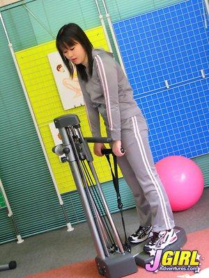 Workout Japanese Pics