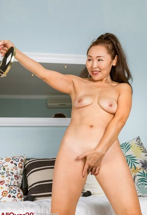 Old Japanese Granny Tits